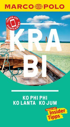 MARCO POLO Reiseführer Krabi, Ko Phi Phi, Ko Lanta