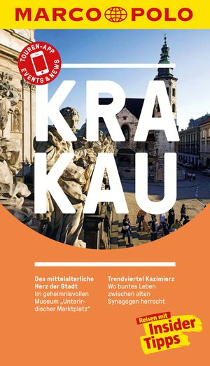 MARCO POLO Reiseführer Krakau