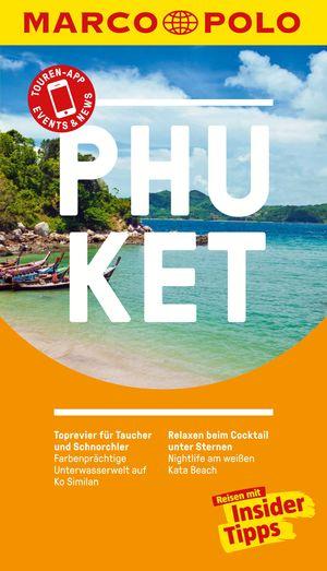 MARCO POLO Reiseführer Phuket, Krabi, Ko Lanta, Ko Phi Phi