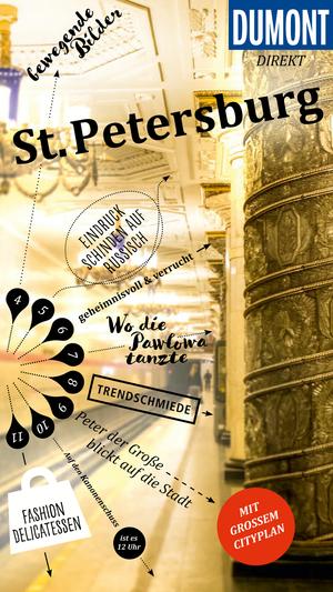 DuMont direkt Reiseführer St. Petersburg