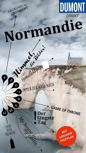 DuMont direkt Reiseführer Normandie