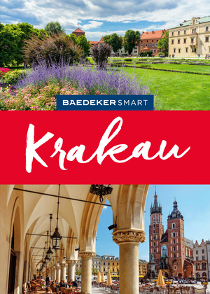 Baedeker SMART Reiseführer Krakau