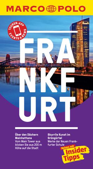 MARCO POLO Reiseführer Frankfurt
