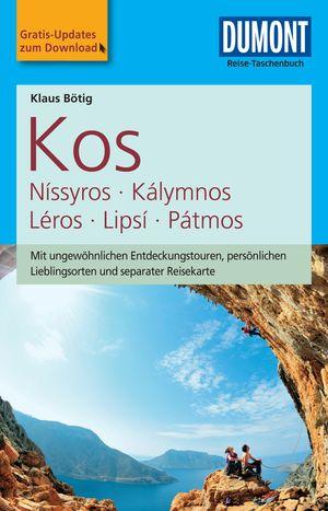 DuMont Reise-Taschenbuch Reiseführer Kos