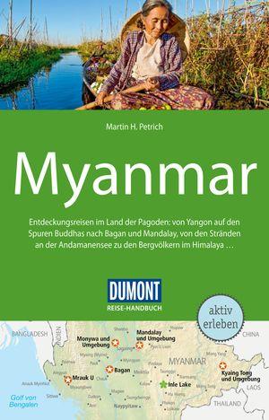 DuMont Reisehandbuch Myanmar