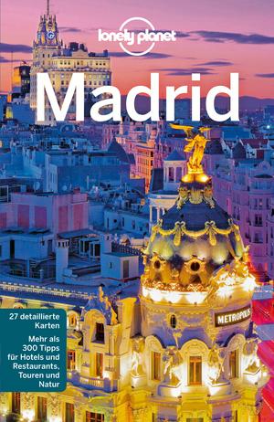 Lonely Planet Reiseführer Madrid