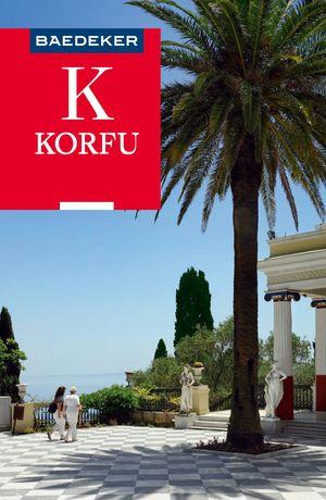 Baedeker Reiseführer Korfu