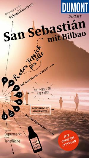 DuMont direkt Reiseführer San Sebastian mit Bilbao