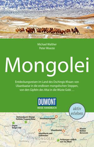 DuMont Reise-Handbuch Reiseführer Mongolei