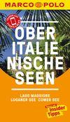 Vergrößerte Darstellung Cover: MARCO POLO Reiseführer Oberitalienische Seen, Lago Maggiore, Luganer See, Comer. Externe Website (neues Fenster)