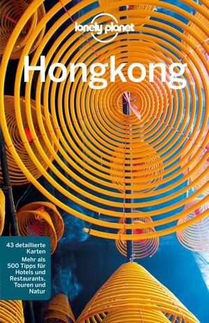 Lonely Planet Reiseführer Hongkong & Macau