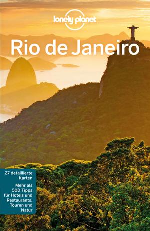 Lonely Planet Reiseführer Rio de Janeiro
