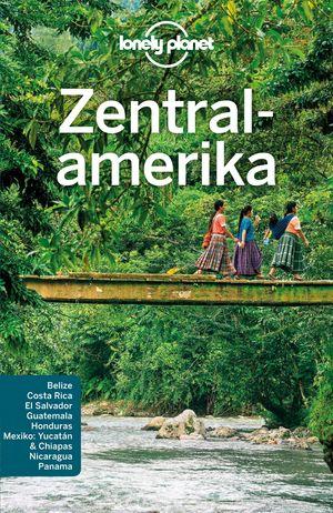 Lonely Planet Reiseführer Zentralamerika
