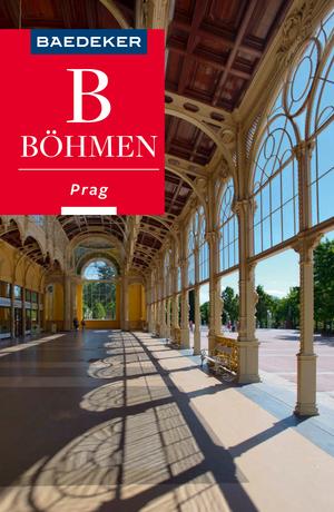 Baedeker Reiseführer Böhmen - Prag