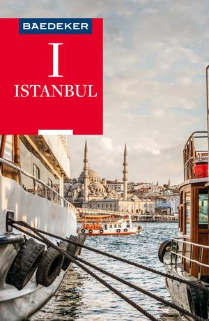 Baedeker Reiseführer Istanbul