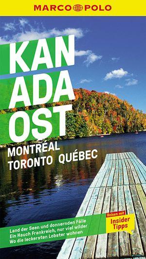 MARCO POLO Reiseführer Kanada Ost, Montreal, Toronto, Québec