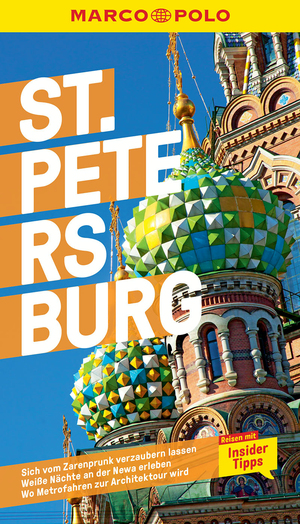 MARCO POLO Reiseführer St Petersburg