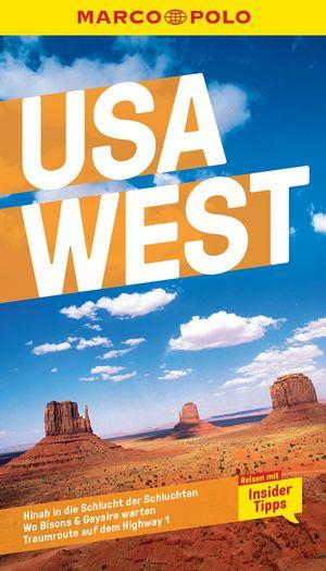 MARCO POLO Reiseführer USA West