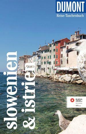 DuMont Reise-Taschenbuch Reiseführer Slowenien & Istrien