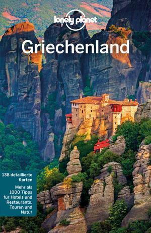 Lonely Planet Reiseführer Griechenland