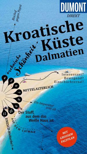 DuMont direkt Reiseführer Kroatische Küste, Dalmatien