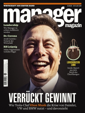 Manager Magazin Nr. 06/2020 (20.05.2020)