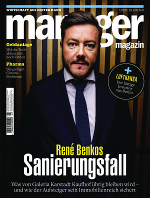 Manager Magazin (07/2020)