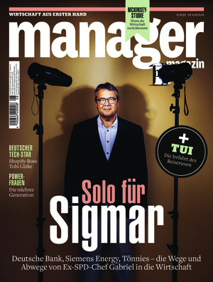 Manager Magazin (08/2020)