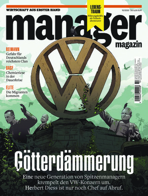 Manager Magazin (10/2020)
