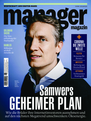Manager Magazin (11/2020)