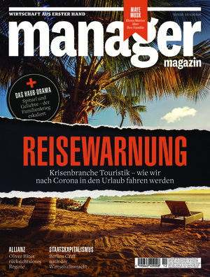 Manager Magazin (12/2020)