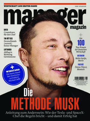 Manager Magazin (01/2021)
