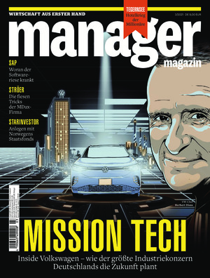 Manager Magazin Nr. 03/2021