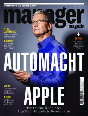 Manager Magazin (04/2021)