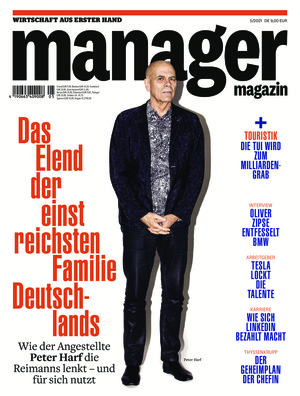 Manager Magazin (05/2021)