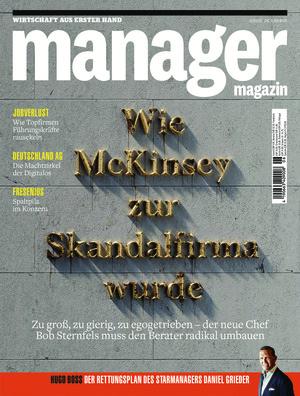 Manager Magazin (06/2021)