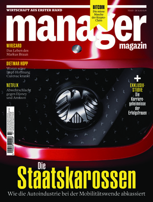 Manager Magazin (07/2021)