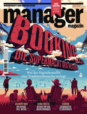 Manager Magazin (08/2021)