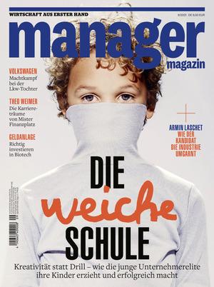 Manager Magazin (09/2021)