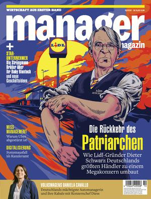 Manager Magazin (10/2021)