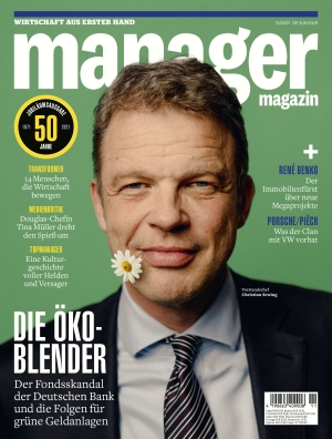 Manager Magazin (11/2021)