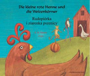 Die kleine rote Henne und die Weizenkörner