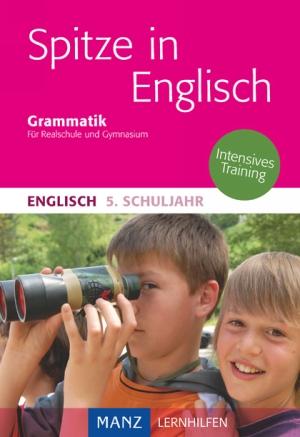 Spitze in Englisch - Grammatik, 5. Schuljahr