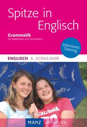 Spitze in Englisch - Grammatik, 6. Schuljahr