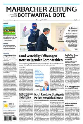 Marbacher Zeitung (02.03.2021)