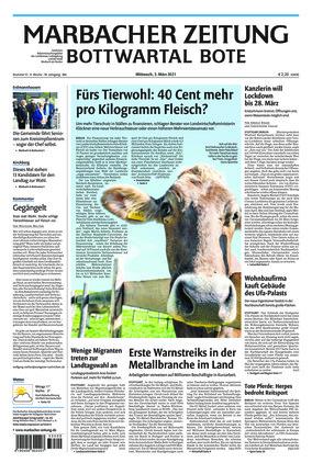 Marbacher Zeitung (03.03.2021)