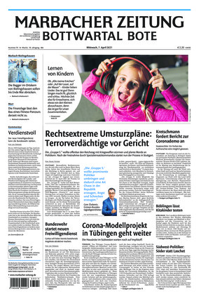 Marbacher Zeitung (07.04.2021)