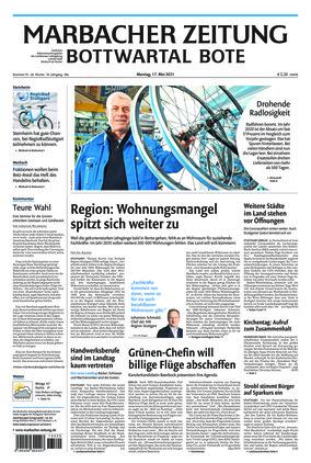 Marbacher Zeitung (17.05.2021)