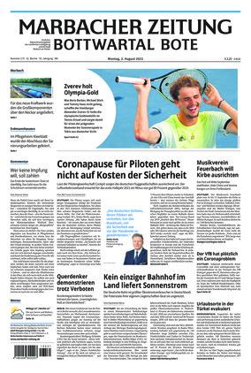 Marbacher Zeitung (02.08.2021)