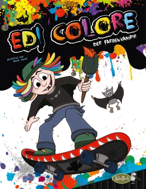 Edi Colore, der Farbenvampir